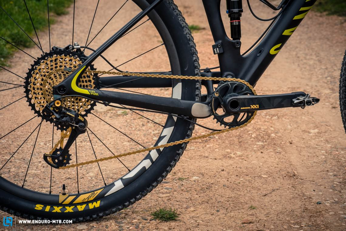 Sram eagle 12 speed drivetrain announced weights prices facts the new eagle xx1 drivetrain looks resplendent in gold and check out that cassette stopboris Image collections