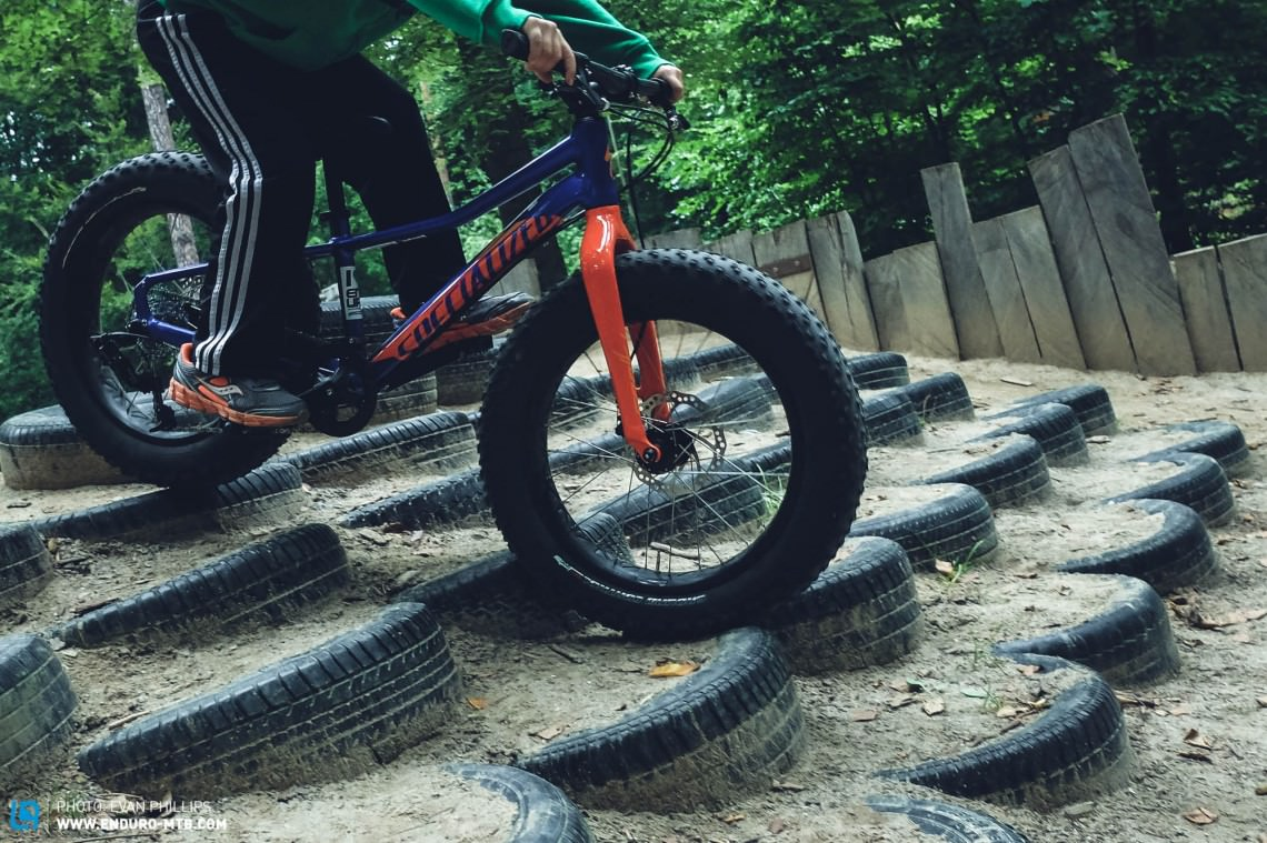 Specialized Fatboy 20 Review: Kids Bike on Steroids | ENDURO