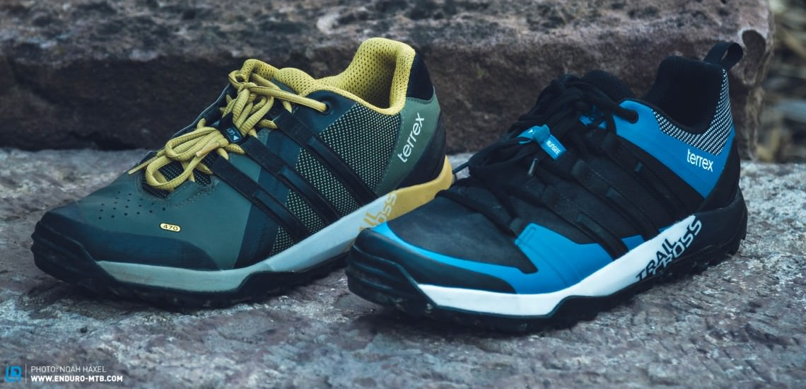 Adidas Terrex Trail Cross SL Test | ENDURO Mountainbike Magazine
