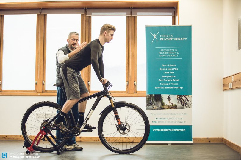 Proper bike fit is important, if you are not sure, seek professional guidance.