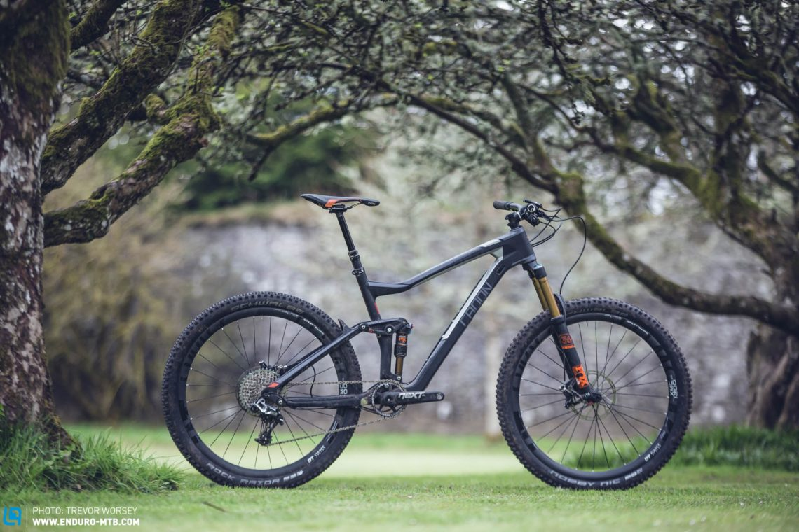 Radon Slide 140 Carbon
