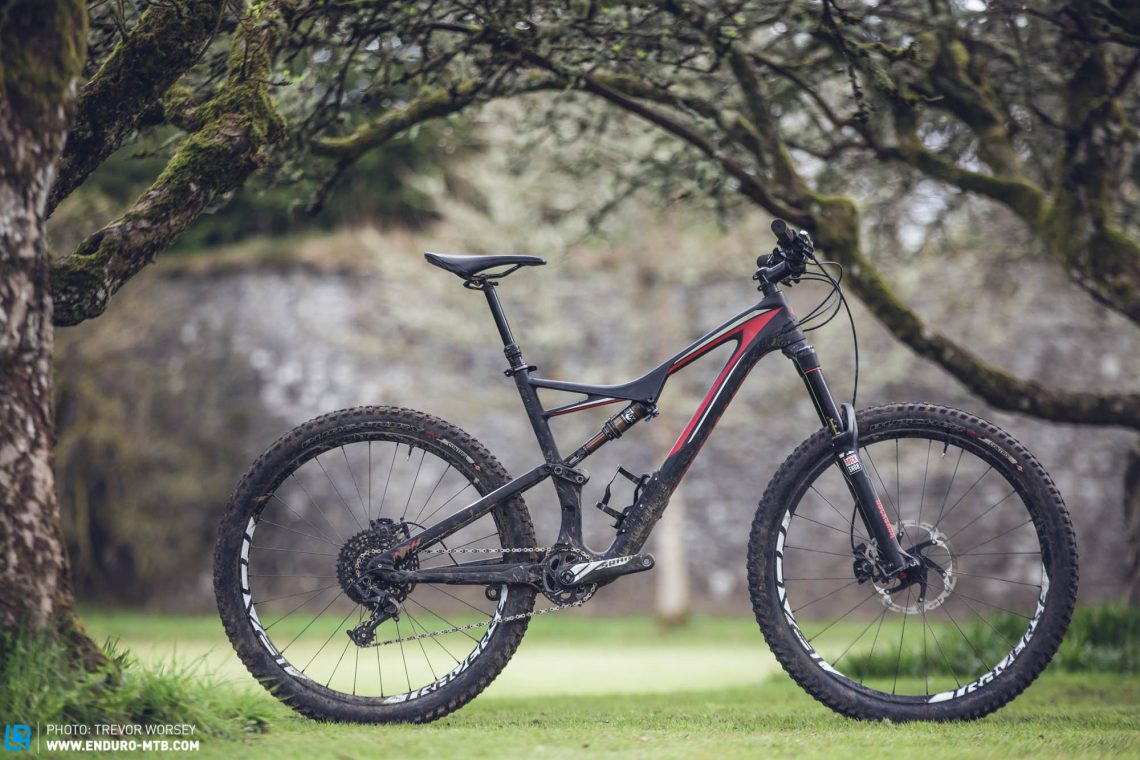 Specialized Stumpjumper 650B