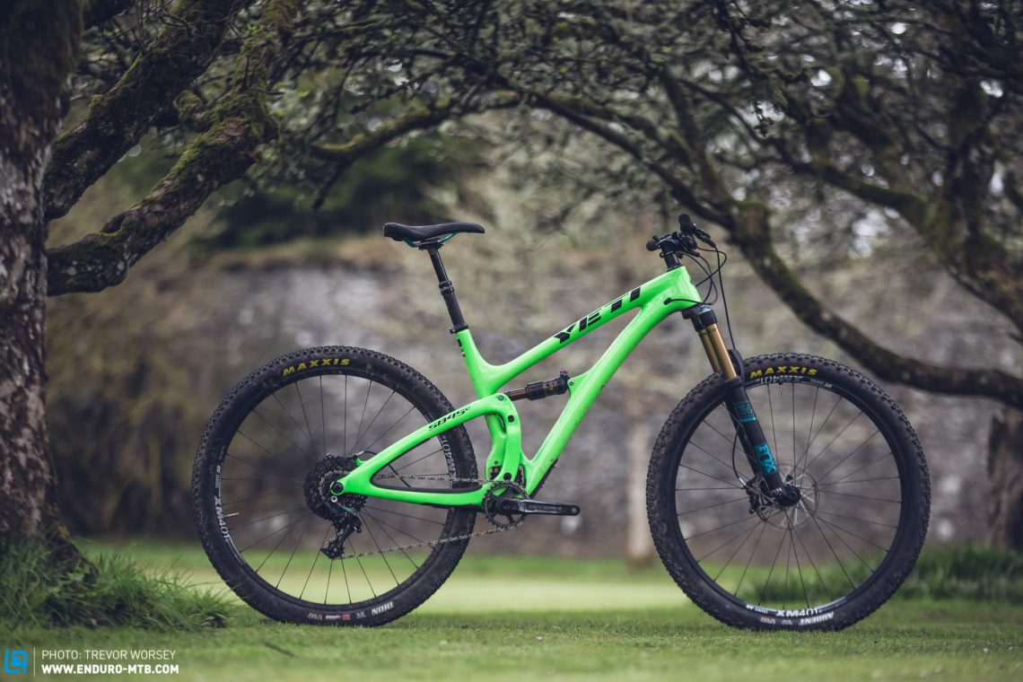 Battle of the super powers: 9 of the best trail bikes in comparison