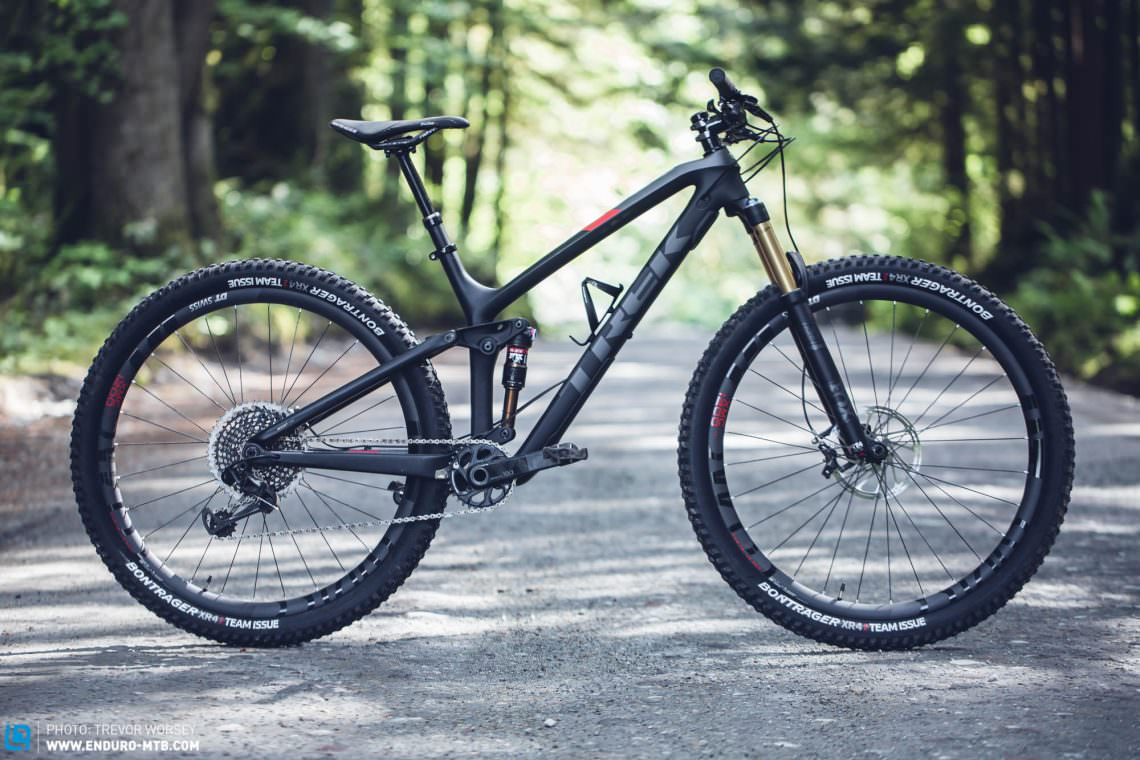 eb205e72cfc ... Trek Fuel EX 9.8 29 Full Review. The new Fuel EX has supercharged the  versatile trail bike, longer, lower and meaner