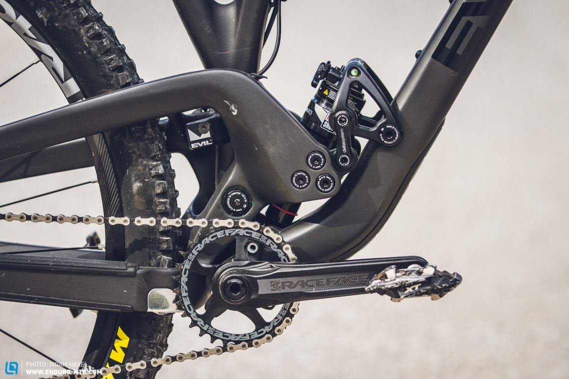 db4f77dcf05 Evil The Following X1 Review | ENDURO Mountainbike Magazine