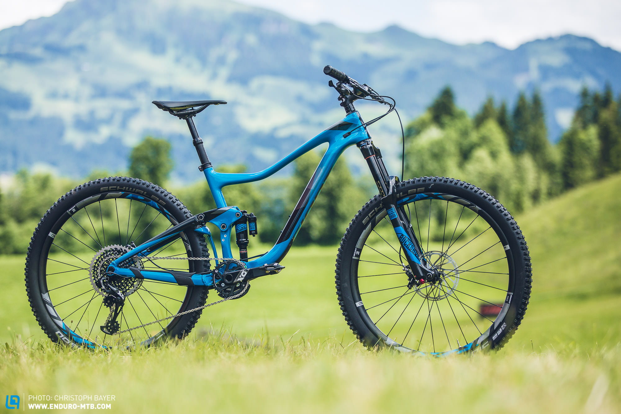 29f329ef0f1 First Look: Giant Trance 2017 | ENDURO Mountainbike Magazine