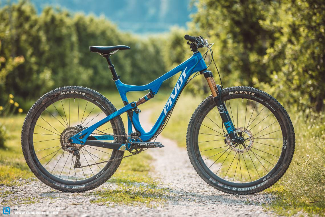 Pivot Mach 429 Trail Review Enduro Mountainbike Magazine