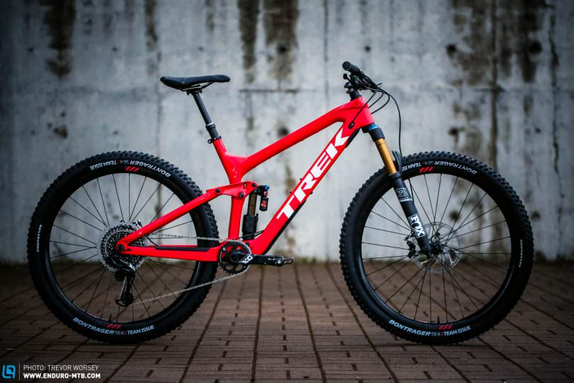 The new 2017 Trek Slash 29, beauty and beast | ENDURO Mountainbike