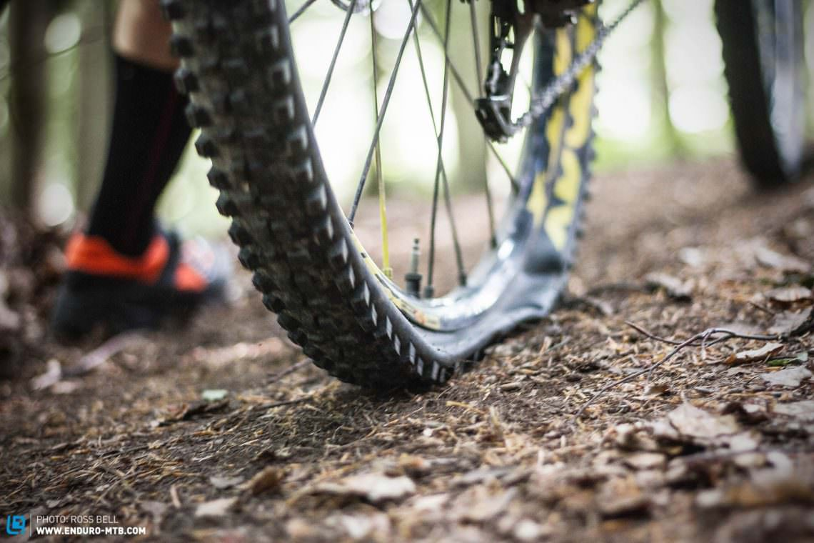 What Tire Pressure Should I Run In My Mtb Enduro Mountainbike