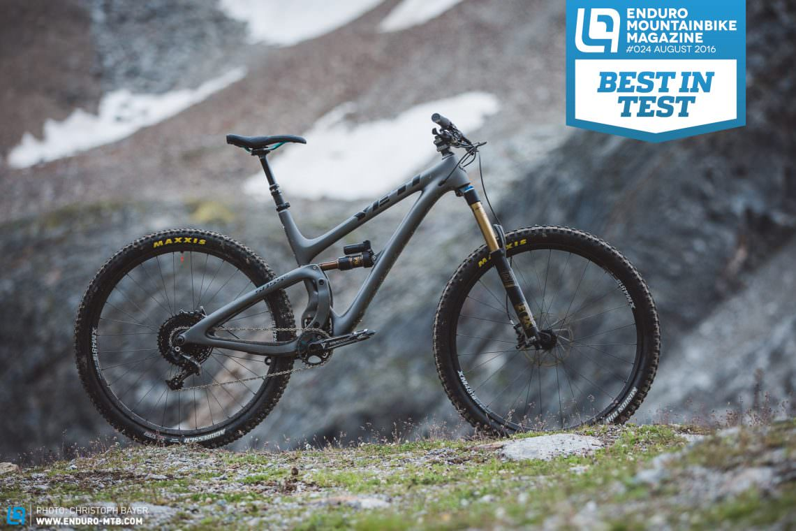 14e99eb5f Yeti SB5.5c X01 review