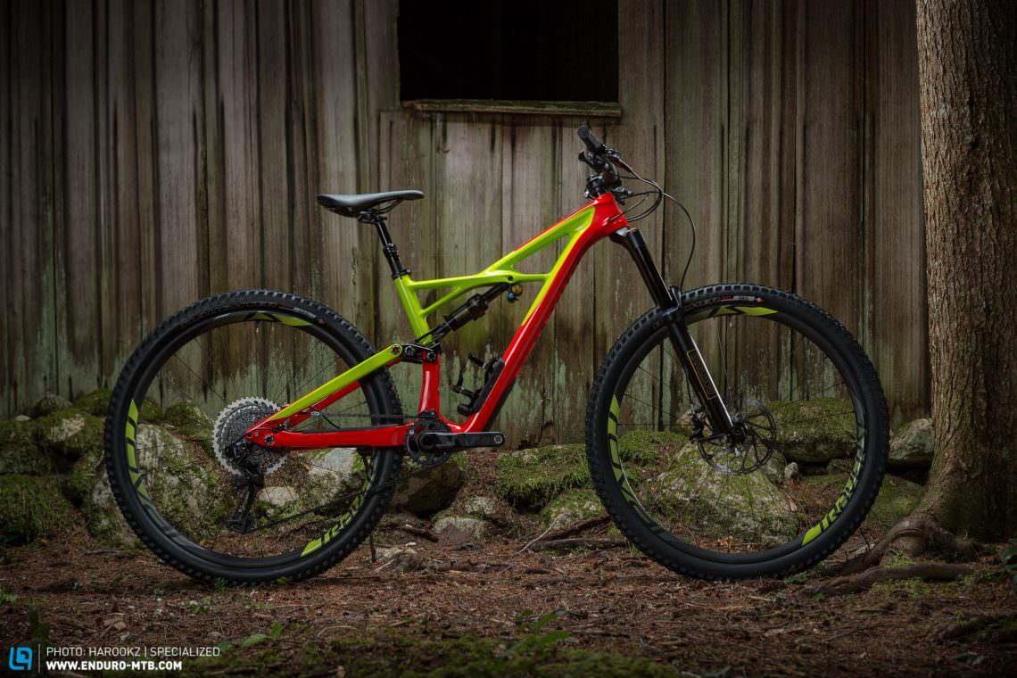 Specialized Enduro 2017 – a new benchmark bike? | ENDURO