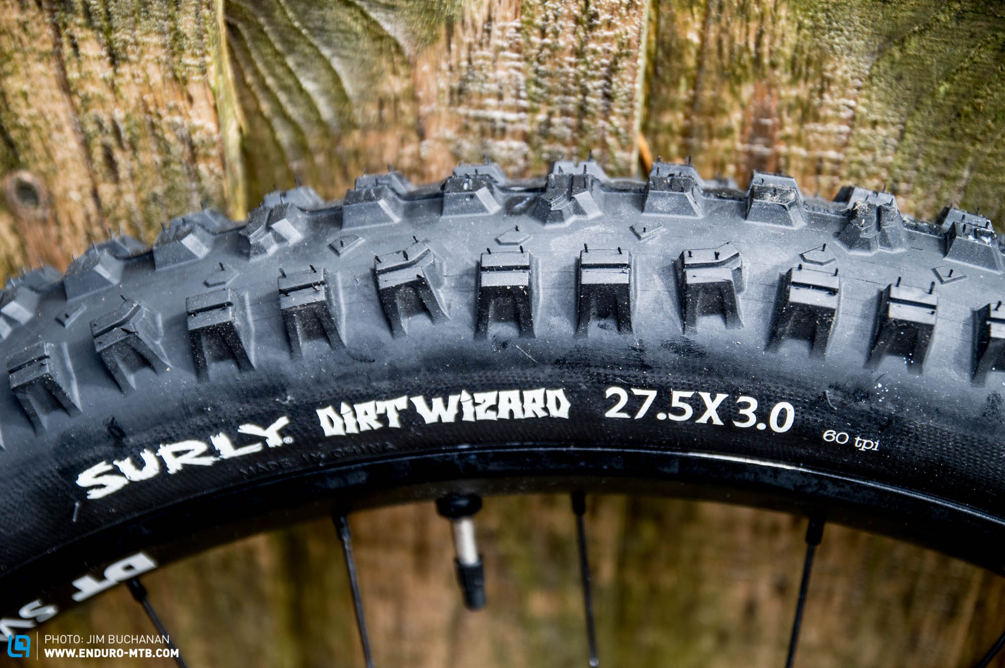 Surly Dirt Wizard 27 5 X 3 Review The Most Aggressive Plus Tire