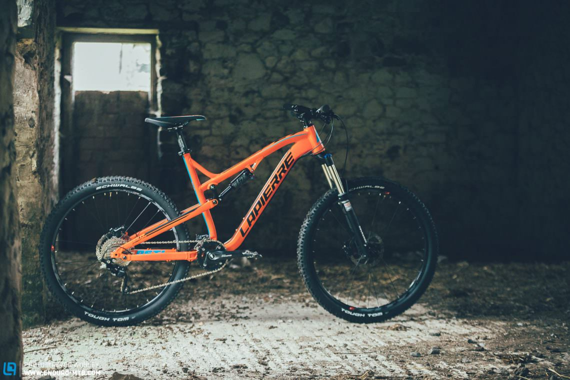 "3fb298af050 Lapierre Edge AM 527 Review - French ""Va-va-voom"" for € 1,999 ..."