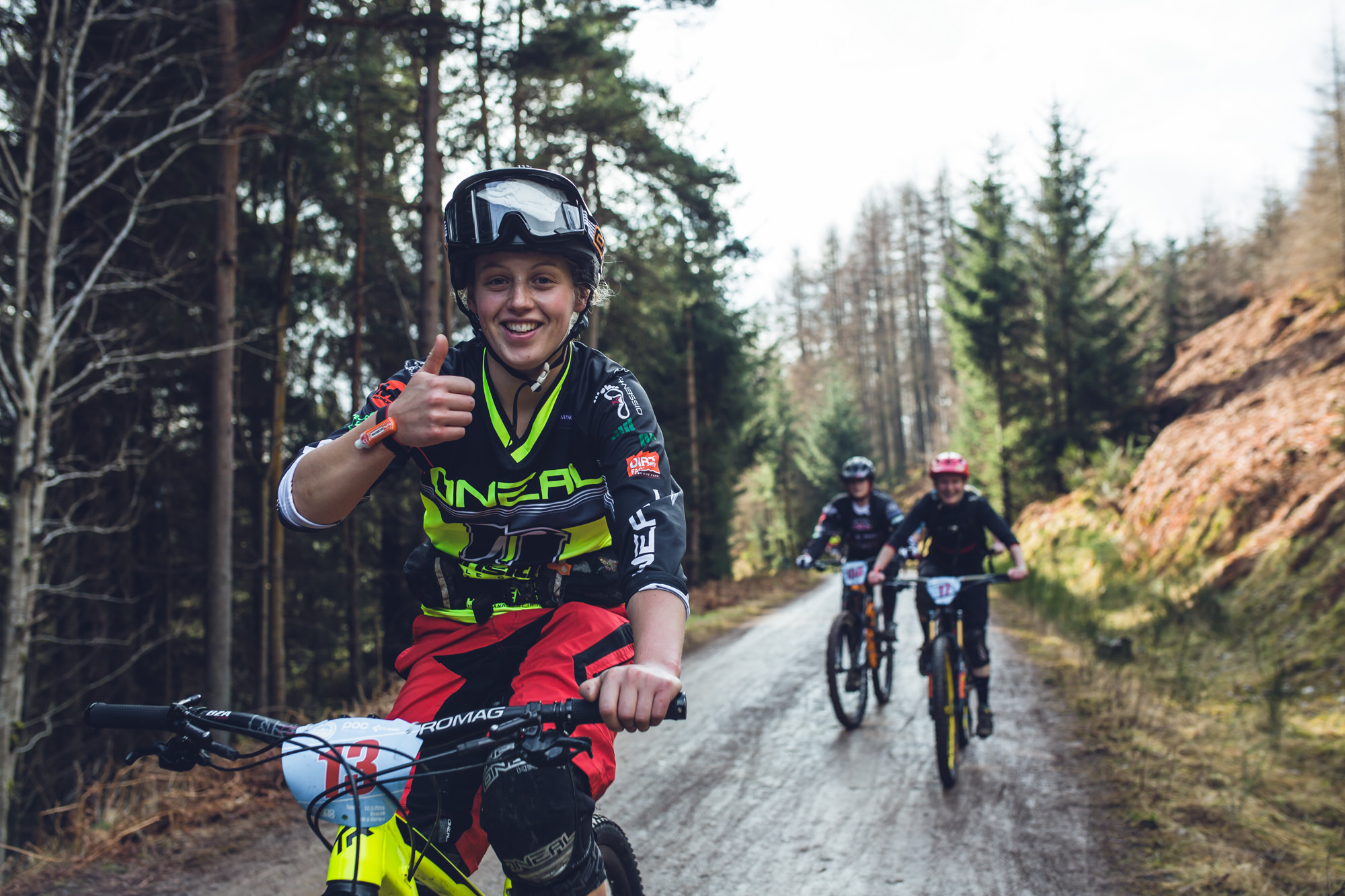 Interview: Bex Baraona – Mixing it up at the top | ENDURO ...