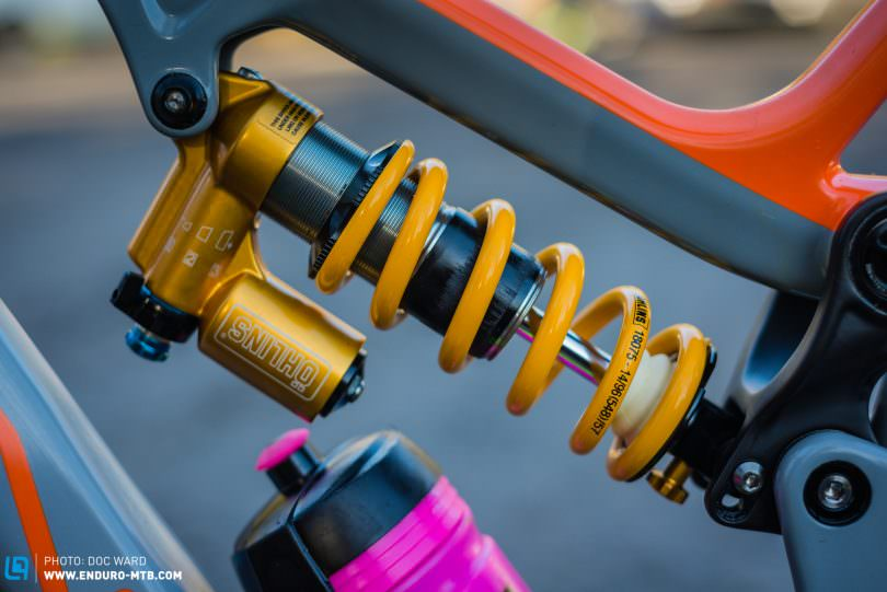 Long Term Review Ohlins Rxf 36 Forks Ttx Coil Shock Enduro Mountainbike Magazine