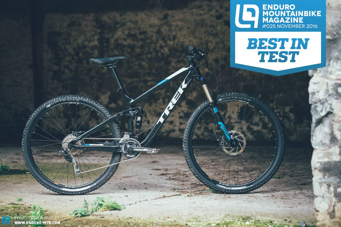 e3f40f91c8c Trek Fuel EX 5 Review - Plumped-Up XC Pushover or Real Trail Monster ...