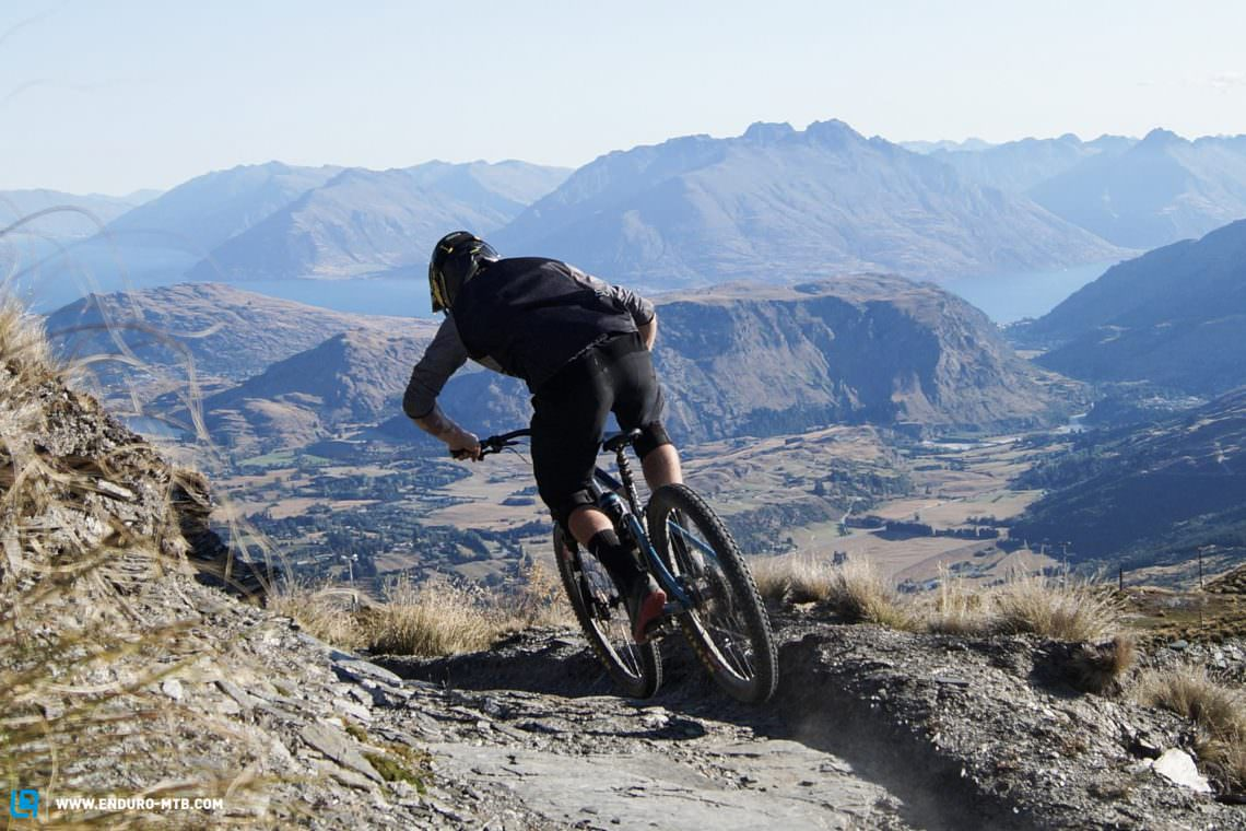 The BMC Speedfox 02 Trailcrew is a bike for long-term laughter!