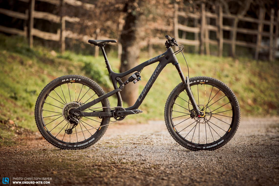 Lapierre Zesty AM 927 Ultimate | € 4,999 | 12.67 kg