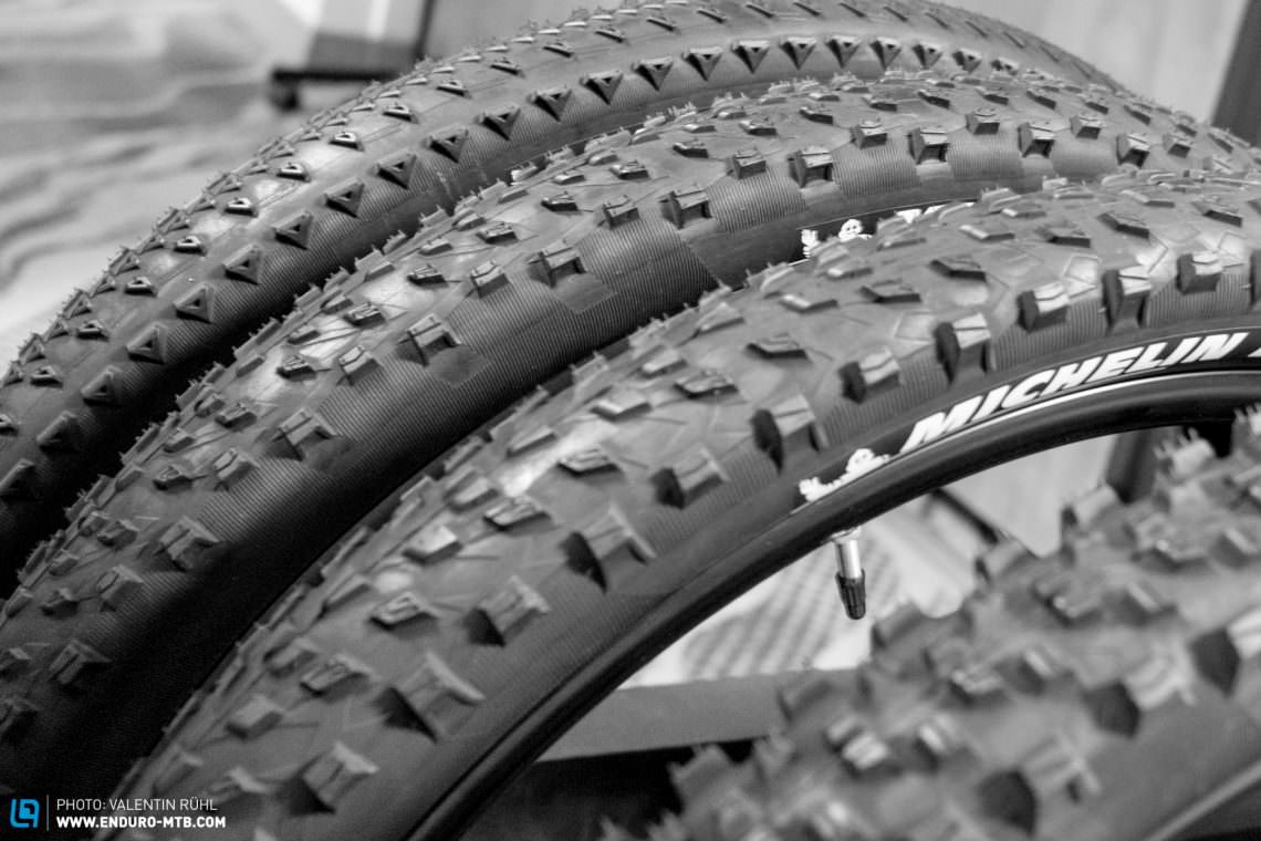 636851e4bdf First Ride: MICHELIN FORCE AM and WILD AM – the new all-purpose tires?
