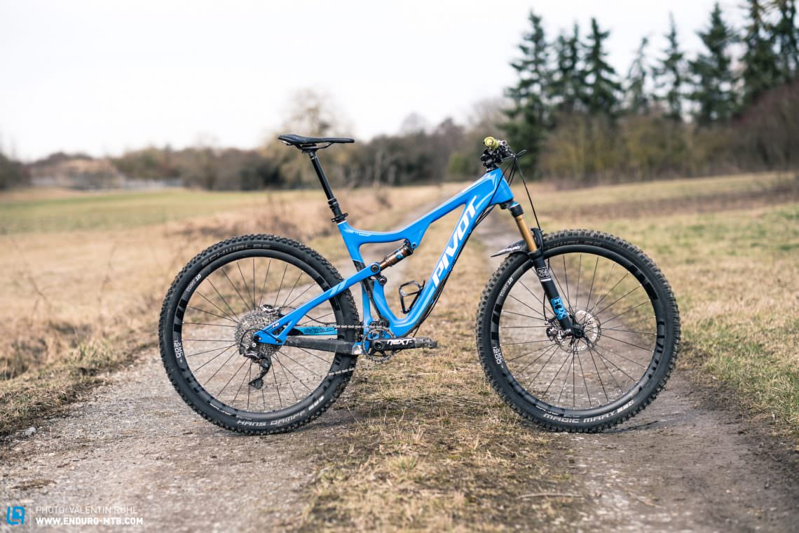 Pivot Mach 429 Trail Long Term Review Enduro Mountainbike Magazine