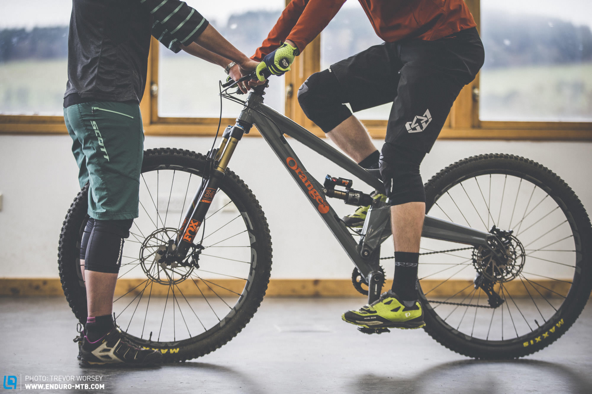 How to set up the Seat Height and Saddle Position on Your MTB | ENDURO  Mountainbike Magazine
