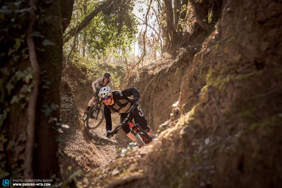 A Bike for All Situations – 9 of the most Exciting Trail