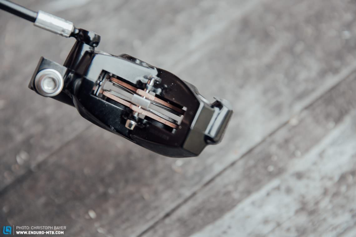 SRAM CODE brakes 2018 on test – Superficial or superior