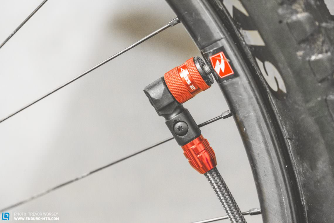 The Best Tubeless Tire Inflator System You Can Buy Enduro
