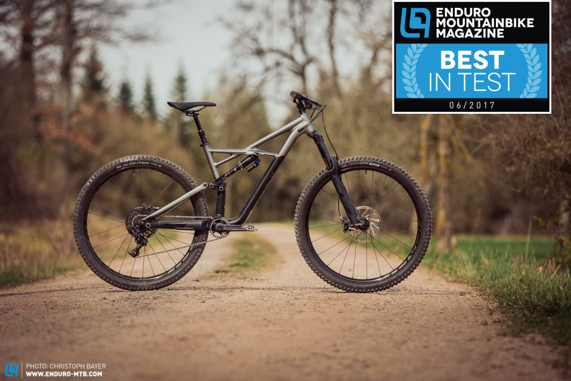 Specialized Enduro 29 Comp Review | ENDURO Mountainbike Magazine