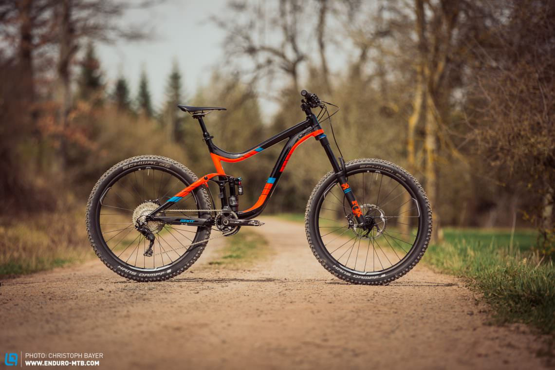 849d173c0dc Giant Reign 1.5 LTD | 160/160 mm (f/r) | 14.42 kg | € 2,999