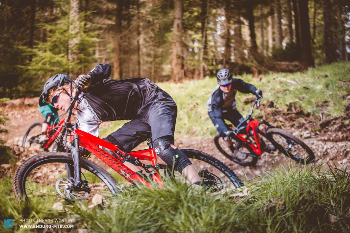 How to find the right frame size on your next mountain bike
