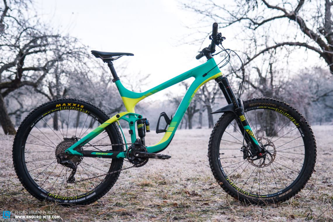 557265eea1c Giant Reign Advanced 1 Long-Term Review | ENDURO Mountainbike Magazine