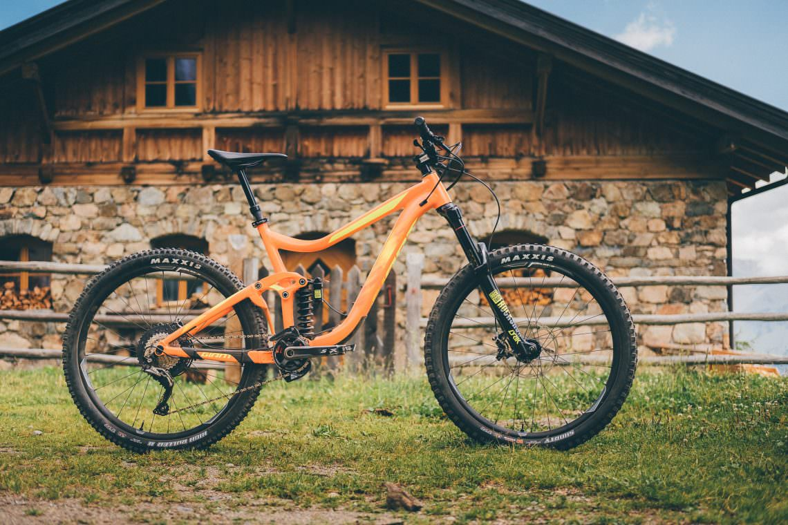 Giant Reign SX 2018 Review – The Devil Is in the Details