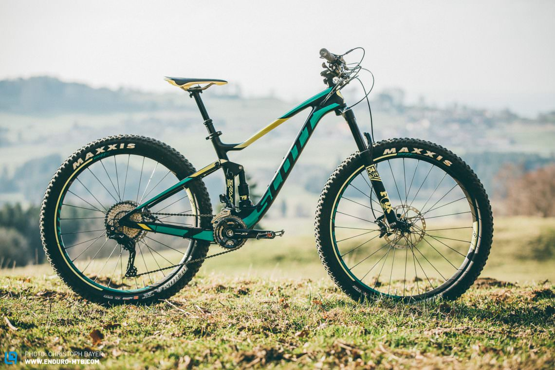 f7c90048877 SCOTT Contessa Spark 710 Plus Review – One to Beat Them All | ENDURO ...