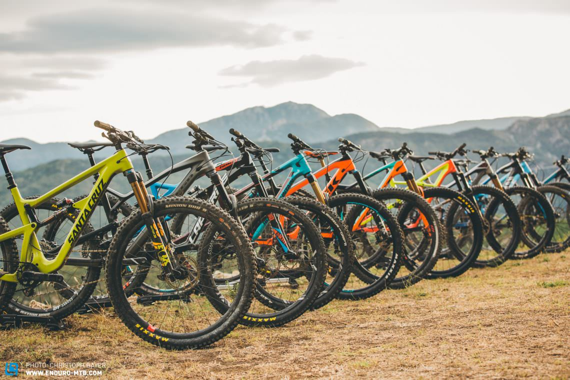 57eac3afceb Let's go Racing! – The 10 fastest enduro bikes in test | ENDURO ...