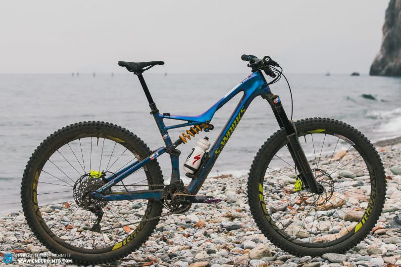 Pro Bike Check: Jared Graves' Specialized Stumpjumper FSR 29