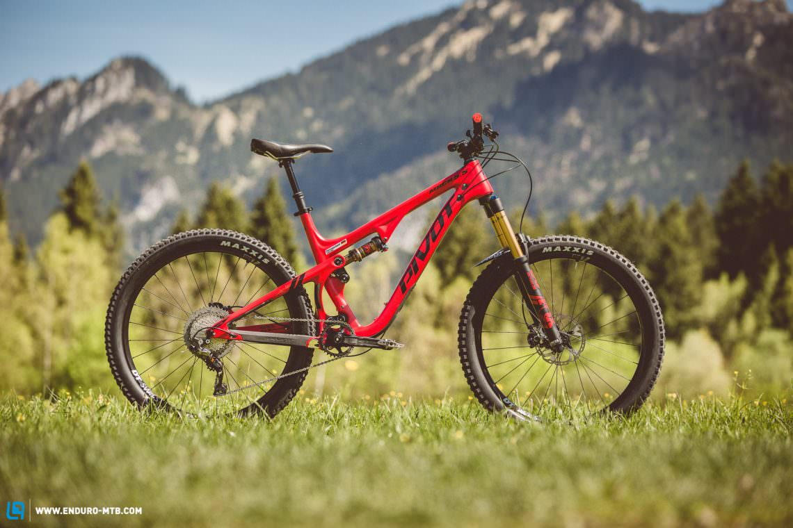 Pivot Mach 5 5 Review More Than Just A Gap Filler Enduro
