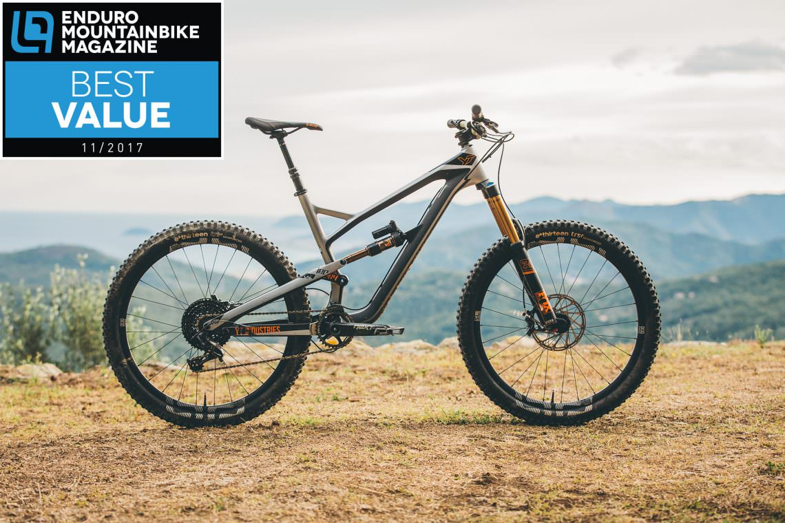 eaa5f5b3dbf YT JEFFSY 27 CF Pro Race Review | ENDURO Mountainbike Magazine