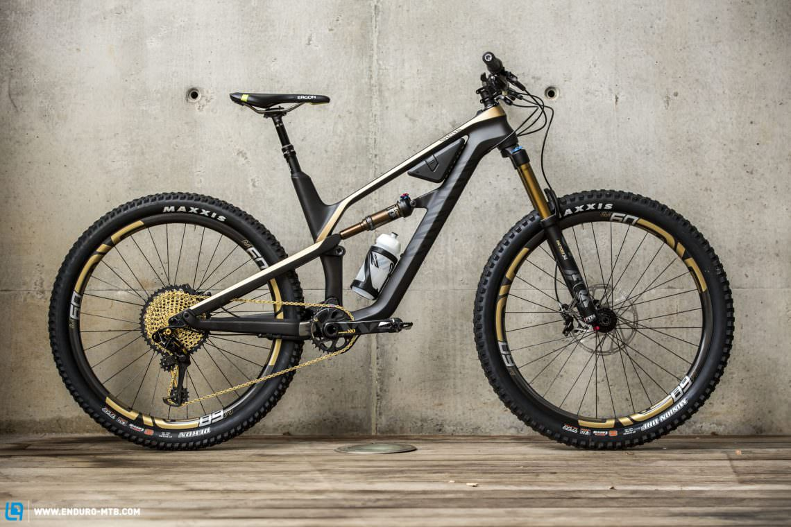 First Ride Review: Canyon Spectral 2018 | ENDURO
