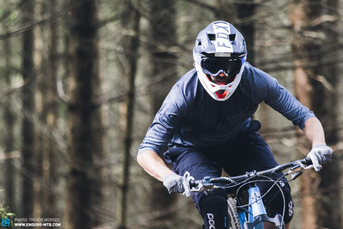 b7188266755 From the start lines of EWS racing to beginners looking for a little more  confidence and security, these new helmets are hot property – but which is  best?