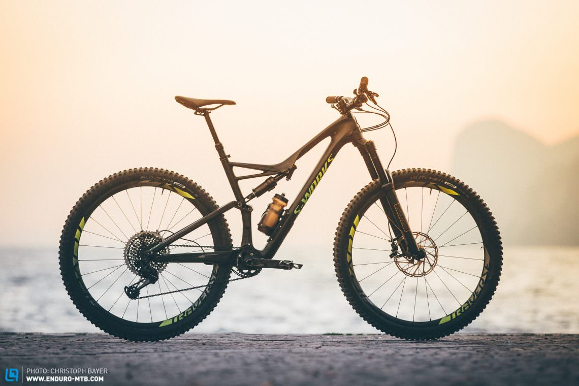 fd81b96bc19 Specialized S-Works Stumpjumper review | ENDURO Mountainbike Magazine
