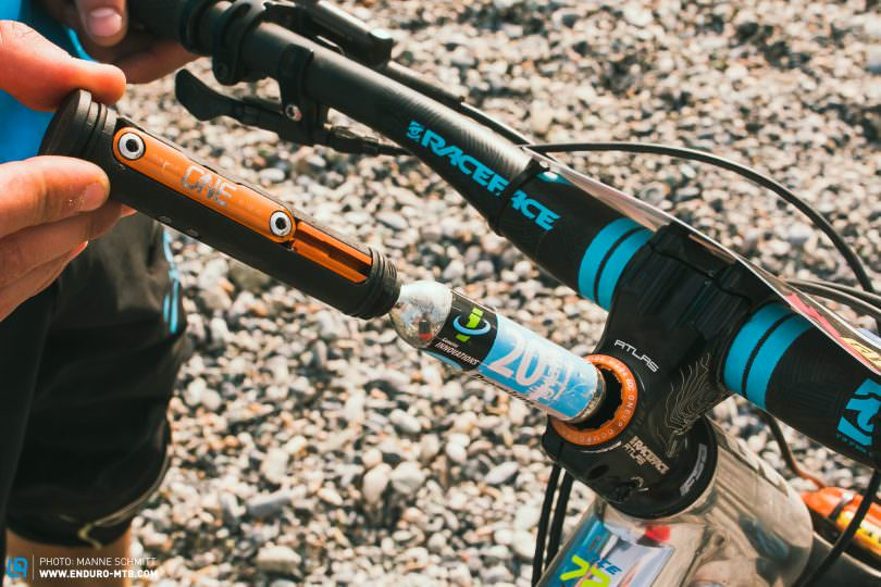 Weapons of Choice - racers and their bikes at the EWS in