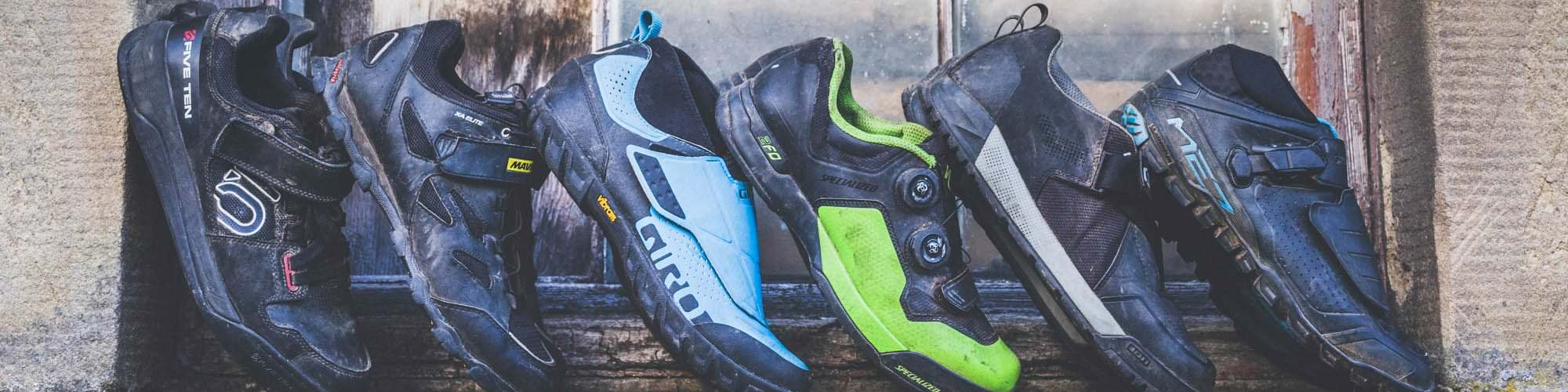 The best clipless MTB shoes you can buy for trail riding