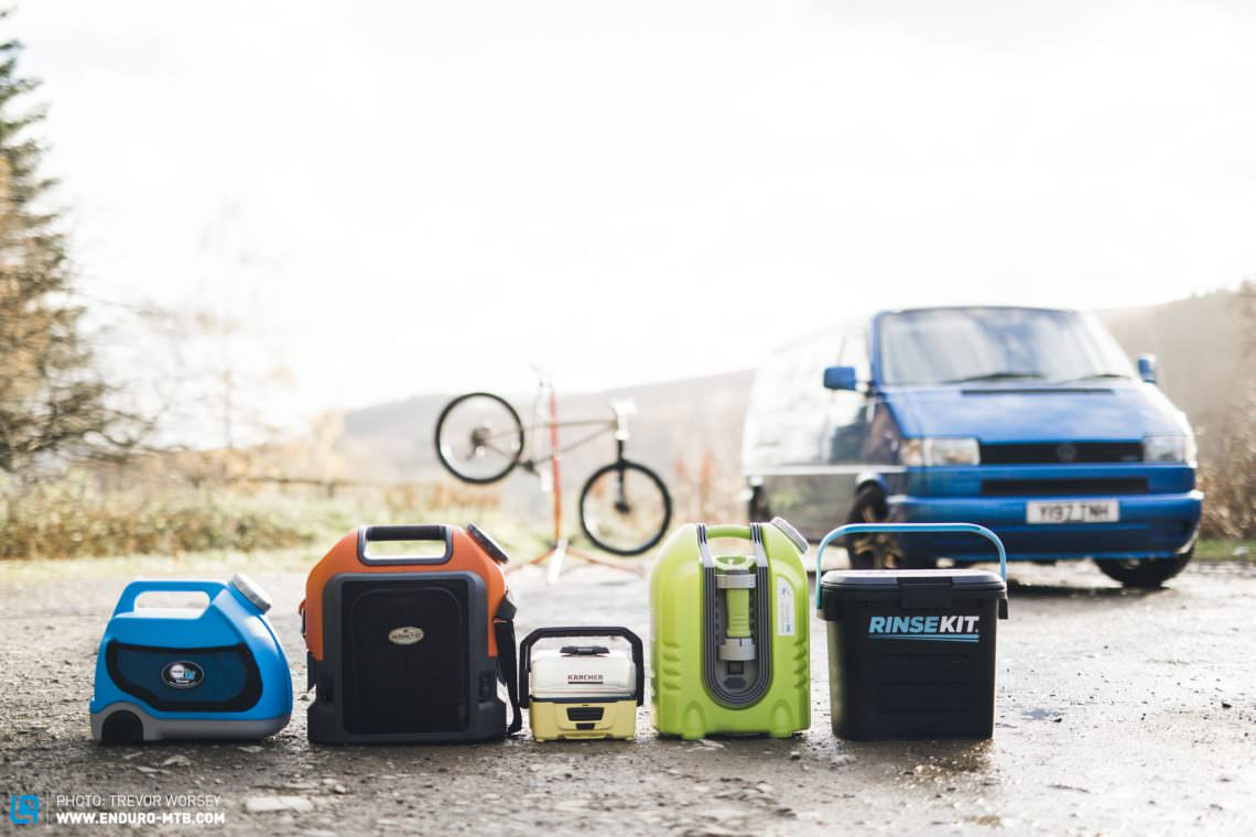 The Best Mobile Bike Washer You Can Buy Enduro Mountainbike Magazine Low Power Car Usb Charger If Youre Often Faced With Ugly Task Of Threading A Pair Grimy Bikes Into Back Family Estate Its Perhaps Time To Think
