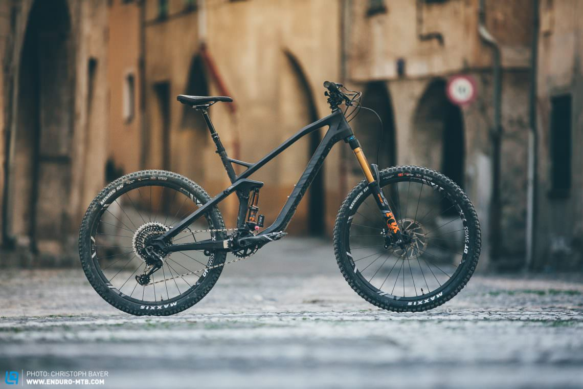 Canyon Strive CF 9 0 Review | ENDURO Mountainbike Magazine