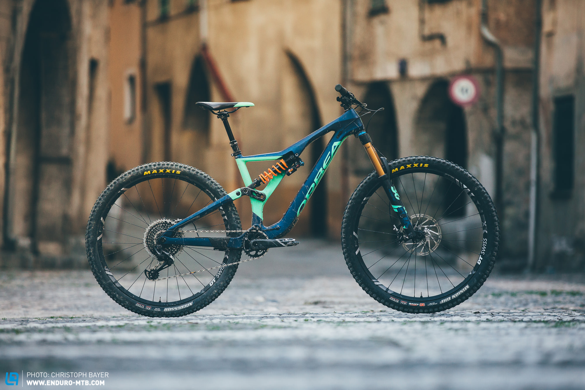 Orbea Rallon M-Team Test | ENDURO Mountainbike Magazine
