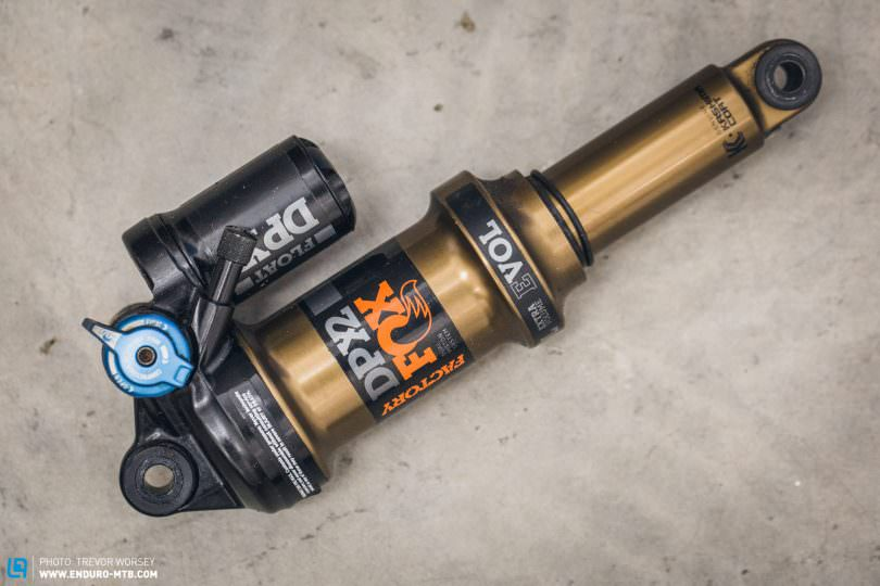 The Lab: FOX FLOAT DPX2 Factory Shock Review | ENDURO