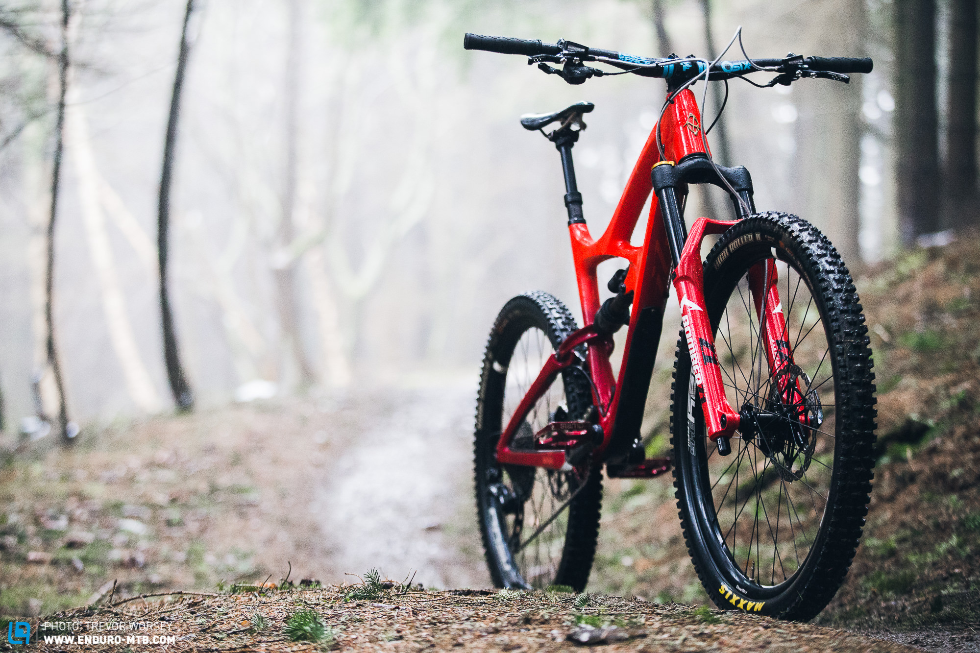 First Ride Review: The legendary Marzocchi Bomber Z1 is back