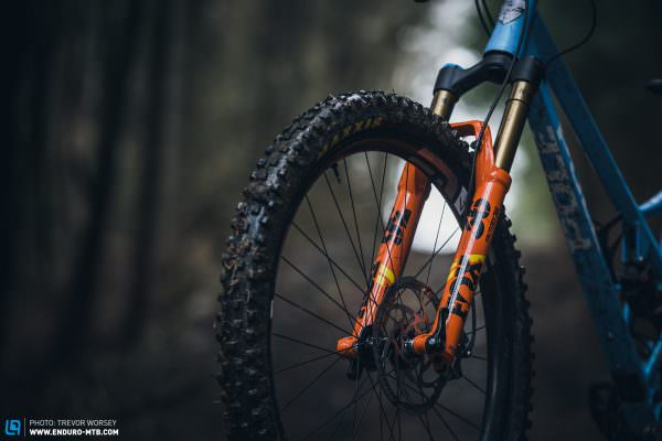 First Ride Review: FOX 36 FLOAT 2019 – RC2 is dead, long