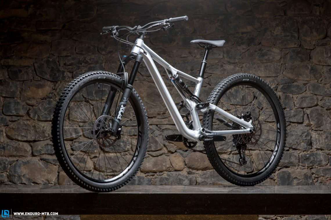 3e15251c287 What a beast: the Stumpjumper EVO is back and is now stronger than ever –  it features its very own frame and an extremely slack geometry.